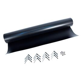 bnadeja roll tray 1m2 + 10 clips +4 rivets montaje